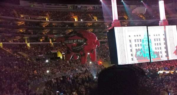 Staples Center, section: 104, row: 15, seat: 11