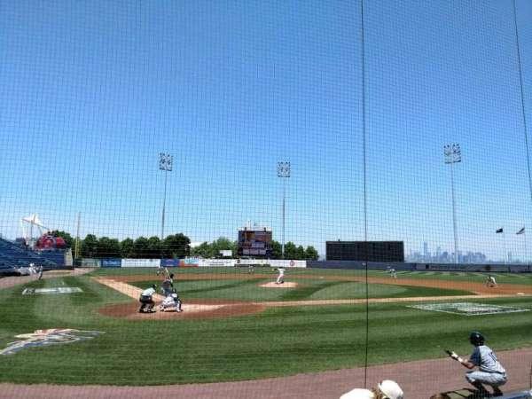Richmond County Bank Ballpark, section: 10, row: E, seat: 8