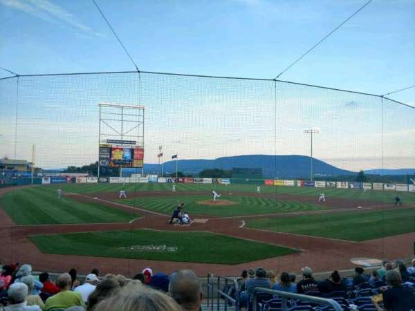 Medlar Field at Lubrano Park, section: 105, row: 10, seat: 22