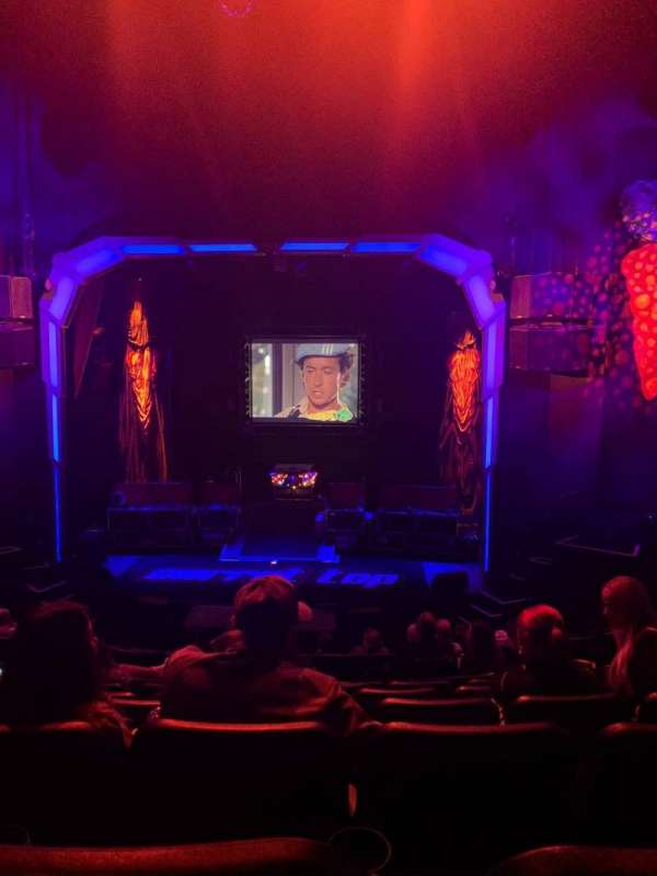 Atrium Theatre, section: 2, row: J, seat: 11