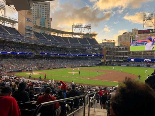 PETCO Park, section: 113, row: 37, seat: 1