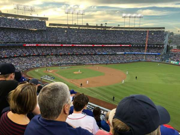 Dodger Stadium, section: 40RS, row: E, seat: 11