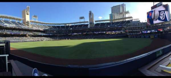 PETCO Park, section: The Perch