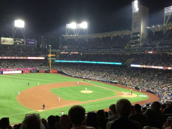 PETCO Park, section: 214, row: 12, seat: 7