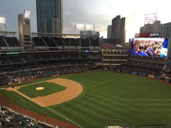 PETCO Park, section: 323, row: 23, seat: 9