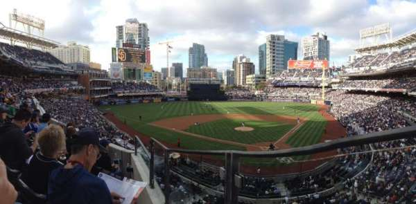 PETCO Park, section: 202, row: 4