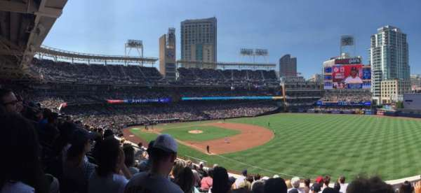 PETCO Park, section: 217, row: 8, seat: 9