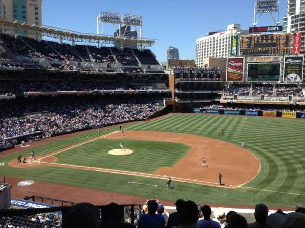 PETCO Park, section: 211, row: 11