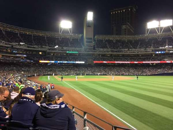 PETCO Park, section: 123, row: 23, seat: 15