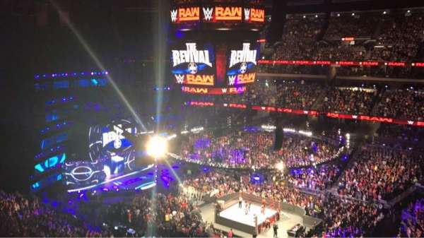 Amway Center, section: 222, row: 5, seat: 9