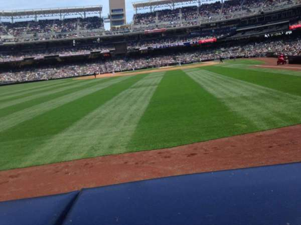 PETCO Park, section: 126, row: A, seat: 15