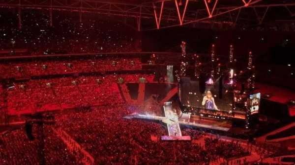 Wembley Stadium, section: 502, row: 31, seat: 50