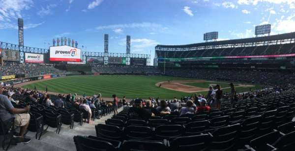Guaranteed Rate Field, section: 146, row: 32, seat: 8