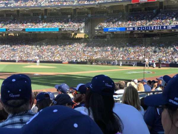PETCO Park, section: 114, row: 10, seat: 10