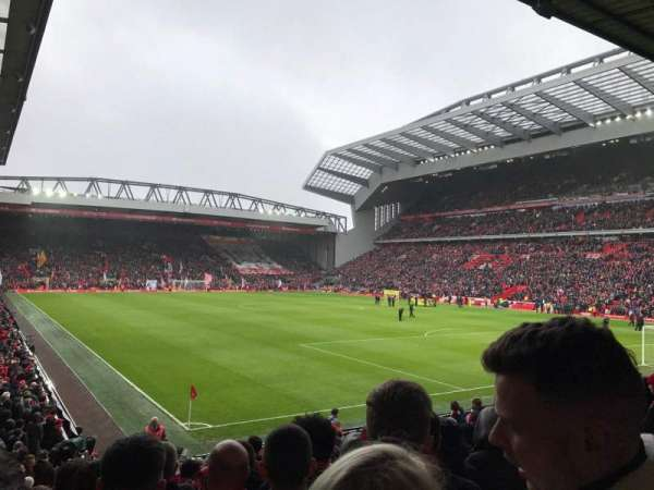 Anfield, section: 127, row: 20, seat: 193