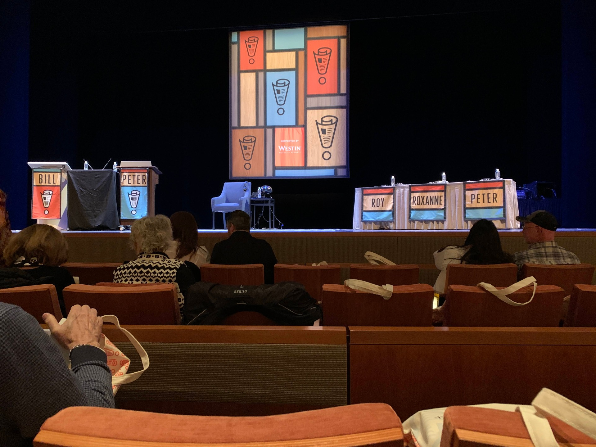 Eccles Theater Section Orchestra C Row B Seat 5