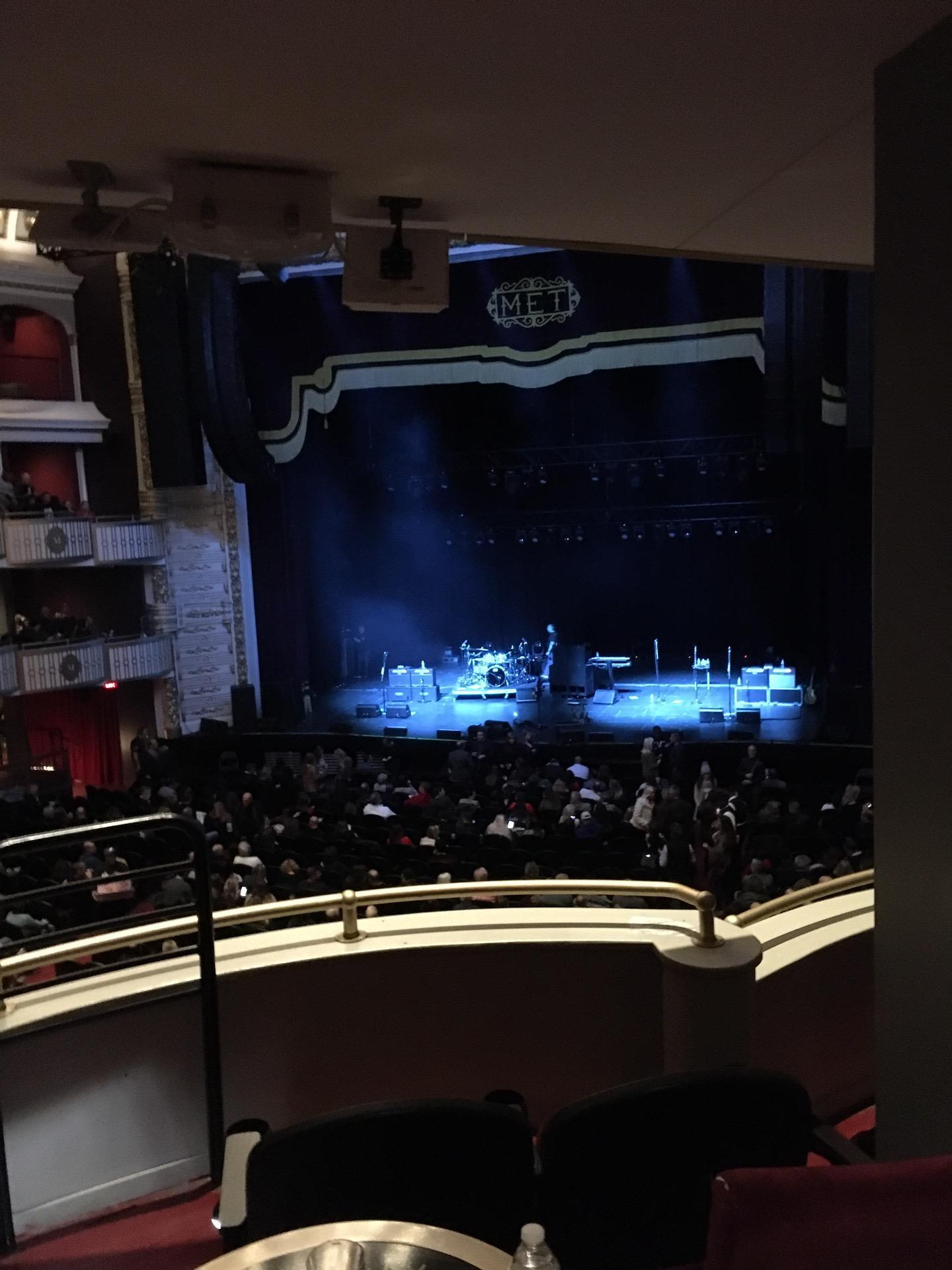 The Met Philadelphia Section Grand Salle Box 8 Row C Seat 3