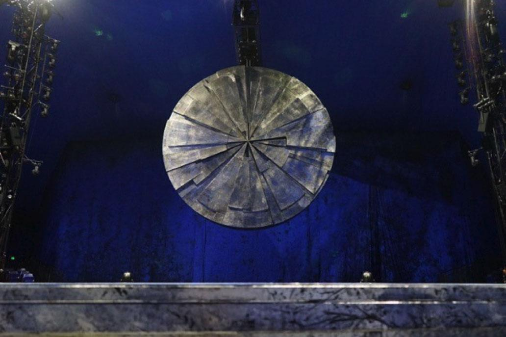 Cirque Du Soleil - Luzia Section 101 Row AA Seat 1