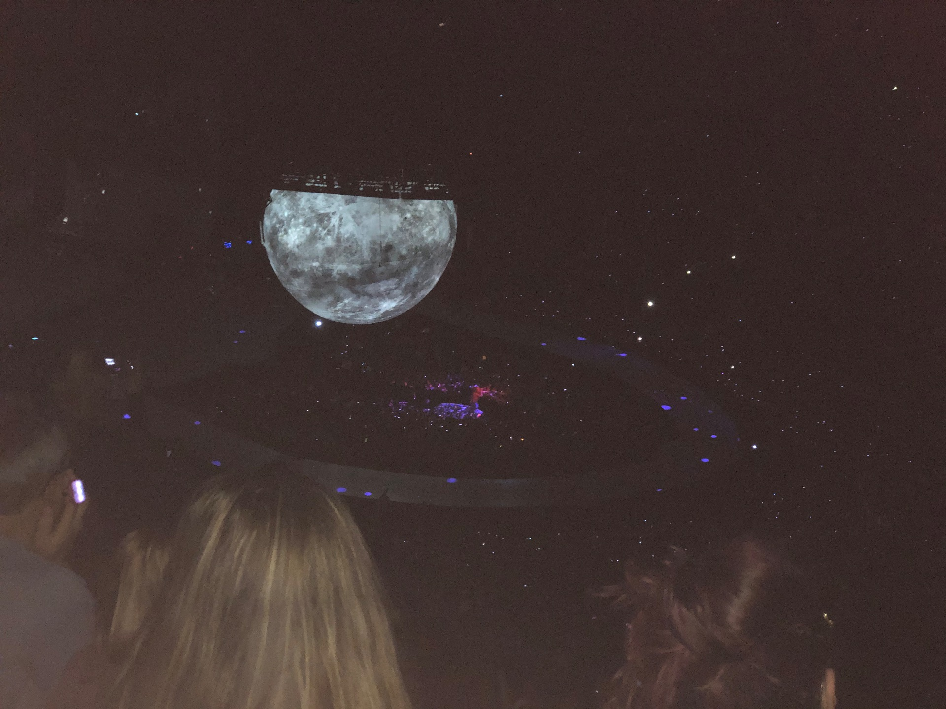 The O2 Arena Section 405 Row S Seat 555