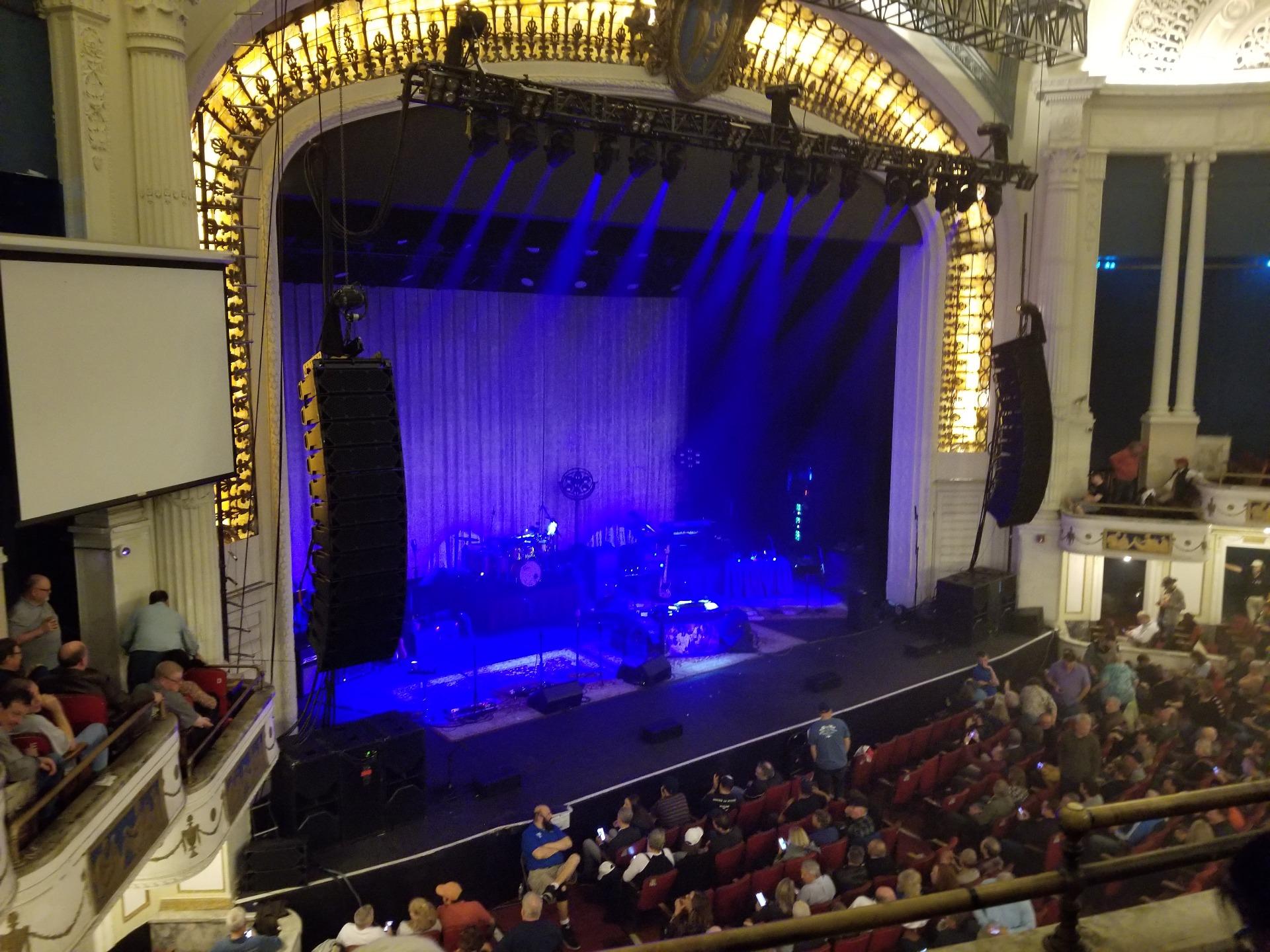 Orpheum Theatre (Boston) Section Mezzanine R Row C Seat 7