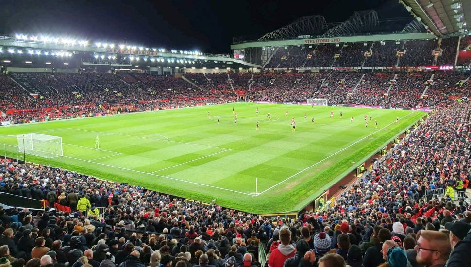 Old Trafford,  Section <strong>Y20</strong>, Row <strong>J</strong>, Seat <strong>79</strong>