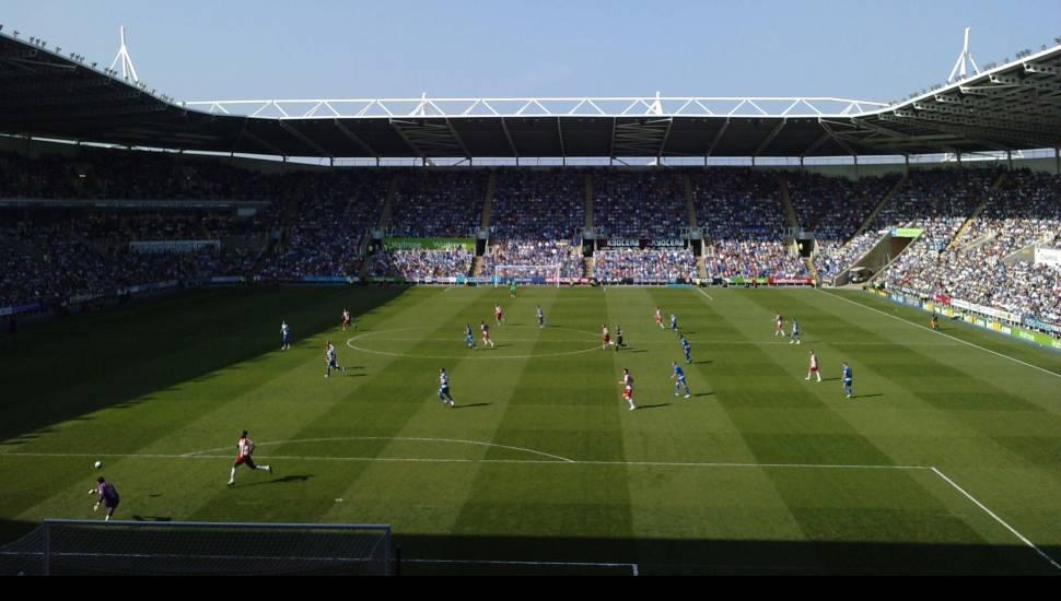 Madejski Stadium,  Section <strong>G</strong>, Row <strong>O</strong>, Seat <strong>185</strong>