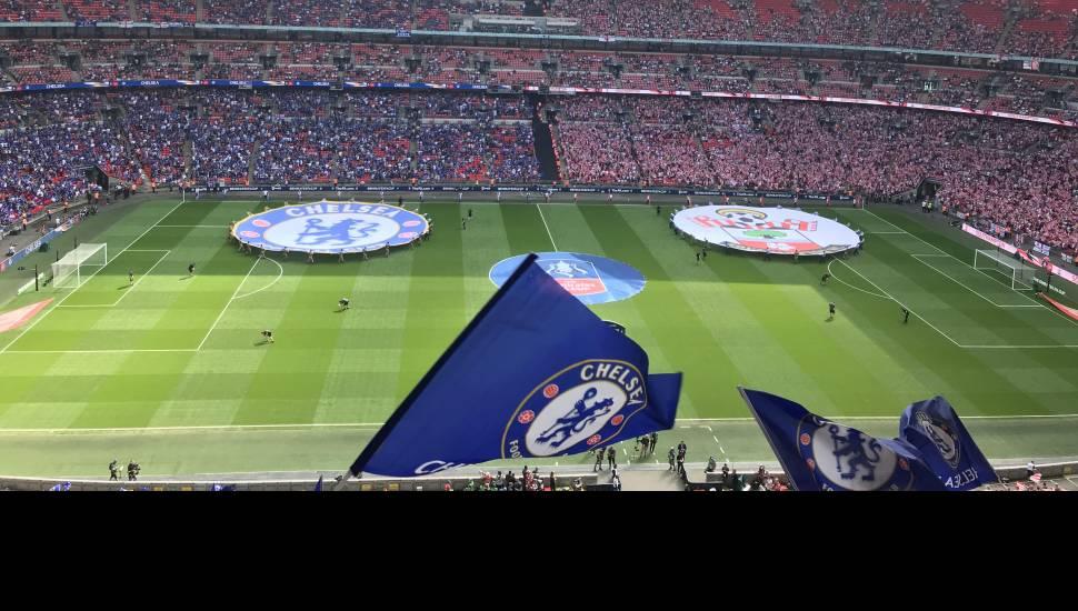 Wembley Stadium,
