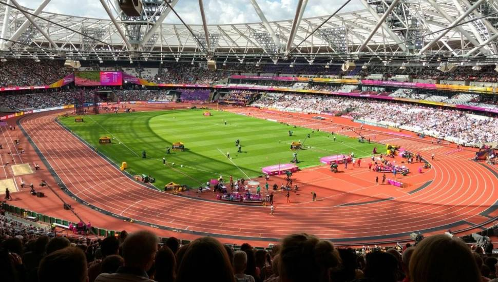 London Stadium,  Section <strong>26</strong>, Row <strong>11</strong>, Seat <strong>821</strong>