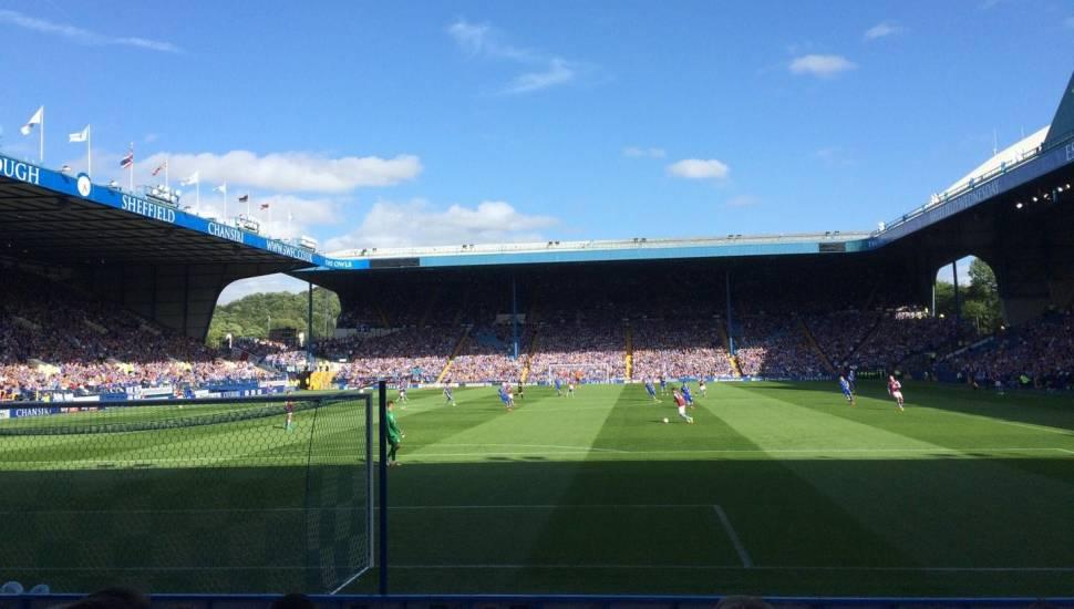 Hillsborough Stadium,  Section <strong>Kop Stand Gangway G</strong>, Row <strong>Y</strong>, Seat <strong>182</strong>