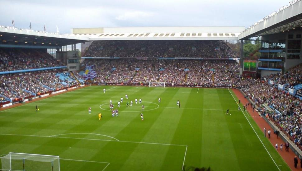 Villa Park,  Section <strong>L31</strong>, Row <strong>20</strong>, Seat <strong>28</strong>