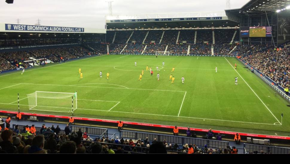 The Hawthorns,  Section <strong>SE3</strong>, Row <strong>X</strong>, Seat <strong>66</strong>