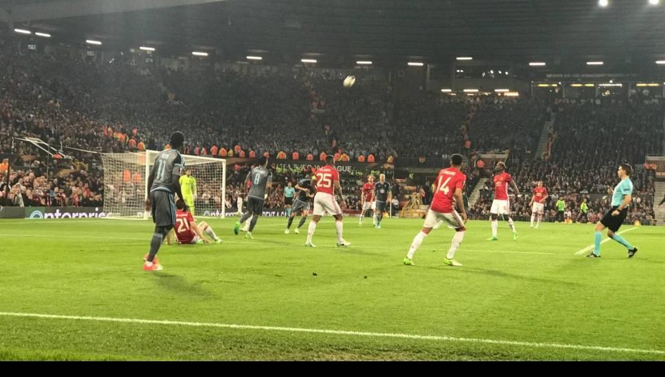 Old Trafford,
