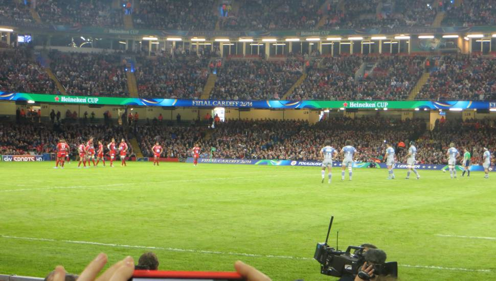 Principality Stadium,  Section <strong>west stand</strong>, Row <strong>30</strong>
