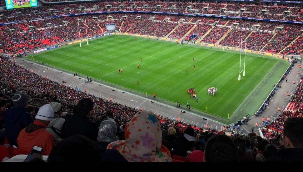 Wembley Stadium,  Section <strong>South Stand</strong>