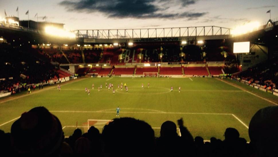 Bramall Lane,  Section <strong>328</strong>, Row <strong>Z</strong>, Seat <strong>9</strong>