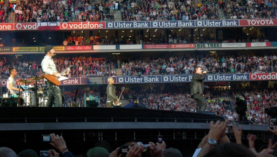 Croke Park,  Section <strong>501</strong>, Row <strong>13</strong>, Seat <strong>30</strong>