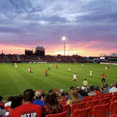 Phoenix Rising FC Soccer Complex, section: 102