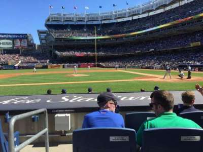 Seat View Reviews From Yankee Stadium Home Of New York