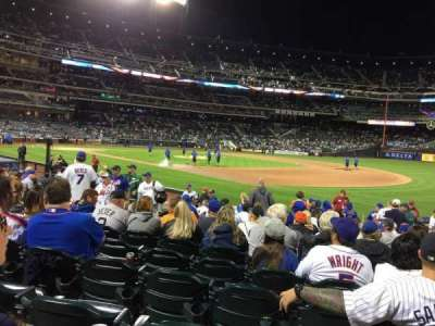 Citi Field, section: 110, row: 11, seat: 13