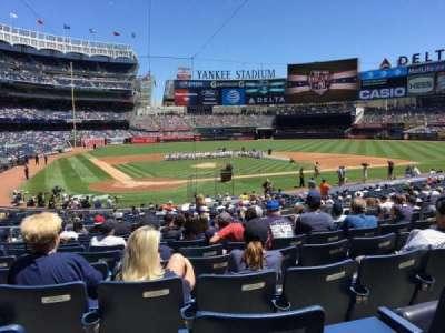 Yankee Stadium, section: 118, row: 13, seat: 6