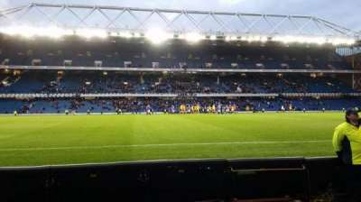 Ibrox Park, section: GF5, row: B, seat: 159