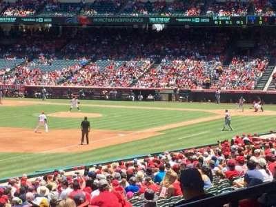 Angel Stadium, section: T206, row: C, seat: 24