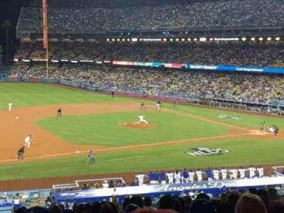 Dodger Stadium, section: 137, row: P, seat: 8