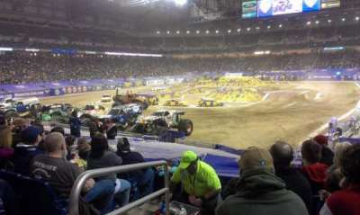 Ford Field, section: 141, row: 20, seat: 1