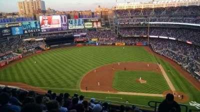 Yankee Stadium, section: 424, row: 8, seat: 2