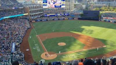 PETCO Park, section: 305, row: 16, seat: 1
