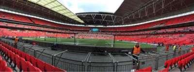 Wembley Stadium section 132