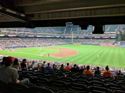 Oriole Park at Camden Yards, section: 13, row: 10, seat: 15