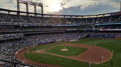 Citi Field, section: 310, row: 1, seat: 20