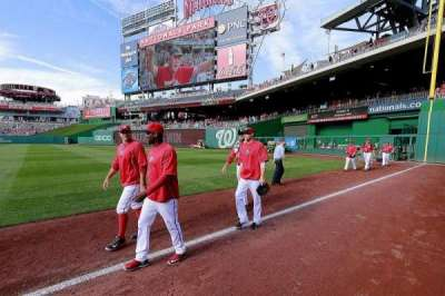 Nationals Park, section: 136, row: C, seat: 1 and 2